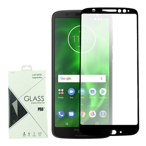 Motorola G6 Tempered Glass Cover
