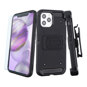 Apple iPhone 12 Pro Max (6.7) 3-in-1 Kinetic Hybrid Combo Case Cover