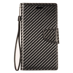 Alcatel Verso Wallet Design Case Cover