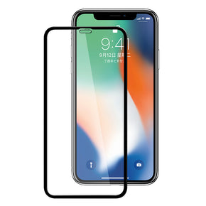 Apple iPhone 9 Full Covered Temper Glass Cover