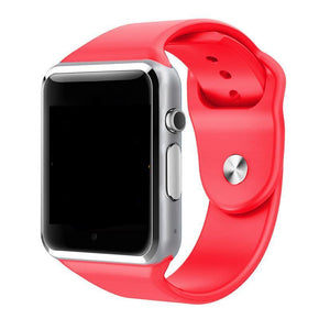 Square SmartWatch Red