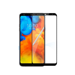 LG Stylo 5 Full Covered Tempered Glass