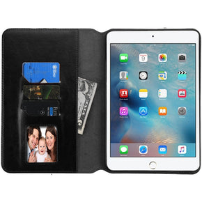 Apple iPad Mini 1/2/3 Wallet Case Cover