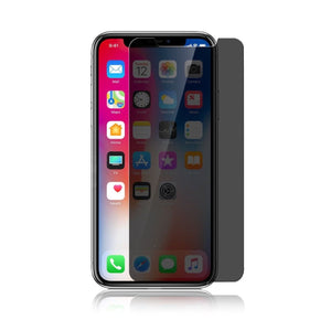 Apple iPhone XS/X Privacy Tempered Glass Cover