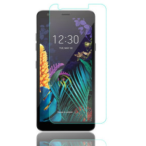 LG Escape Plus  Case Friendly Tempered Glass