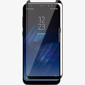 Samsung Galaxy S8 5D Tempered Glass Cover 3PCS