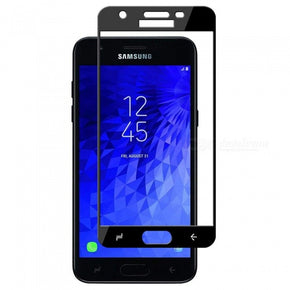 Samsung Galaxy J3 2018 Full Cover Tempered Glass