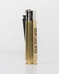 50 Caliber BMG Refillable Lighter