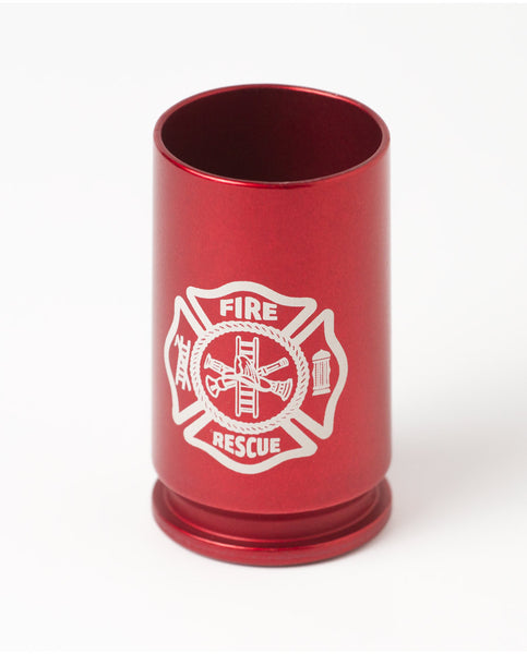 30MM Cannon Shot Glass - Fire Rescue