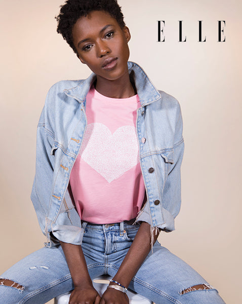 ELLE Magazine features 525 x UN Women Equality Tee
