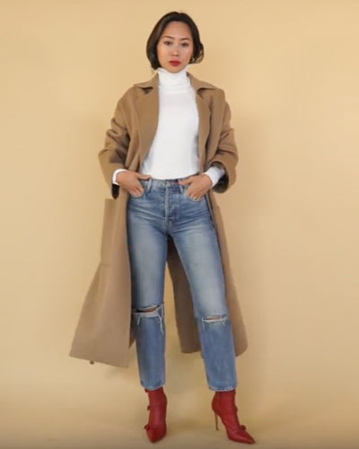 Aimee Song of Song of Style Shows How to Wear 525 America