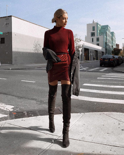 Jourdan Sloane Takes it to the Style Limit in 525 America