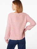 Mix Stitch Cable Knit Sweater