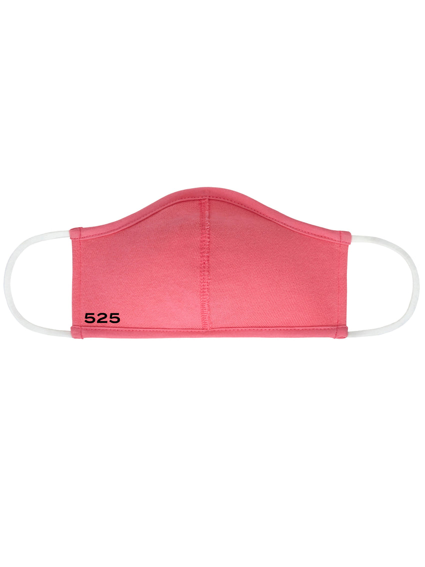 Lightweight French Terry Cotton Fashion Mask