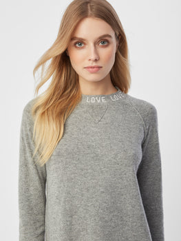Love Cashmere Pullover Top