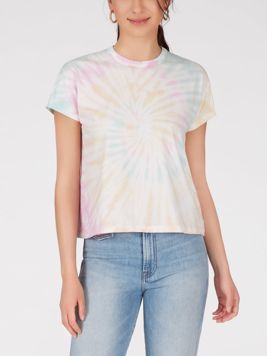 Cotton Tie Dye T-Shirt