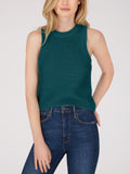 Cotton Textured Stitch Tank