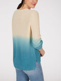 The Emma: Cotton Shaker Dip Dye Sweater