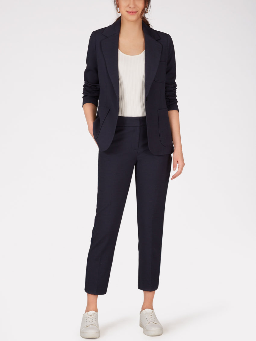 Softly Tailored Tux Stripe Pants
