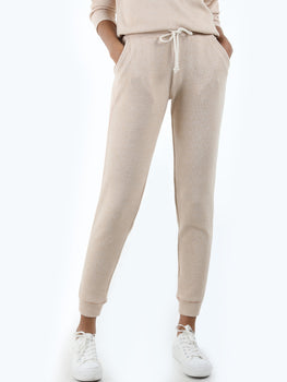 Soft Twist Relaxed Fit Joggers