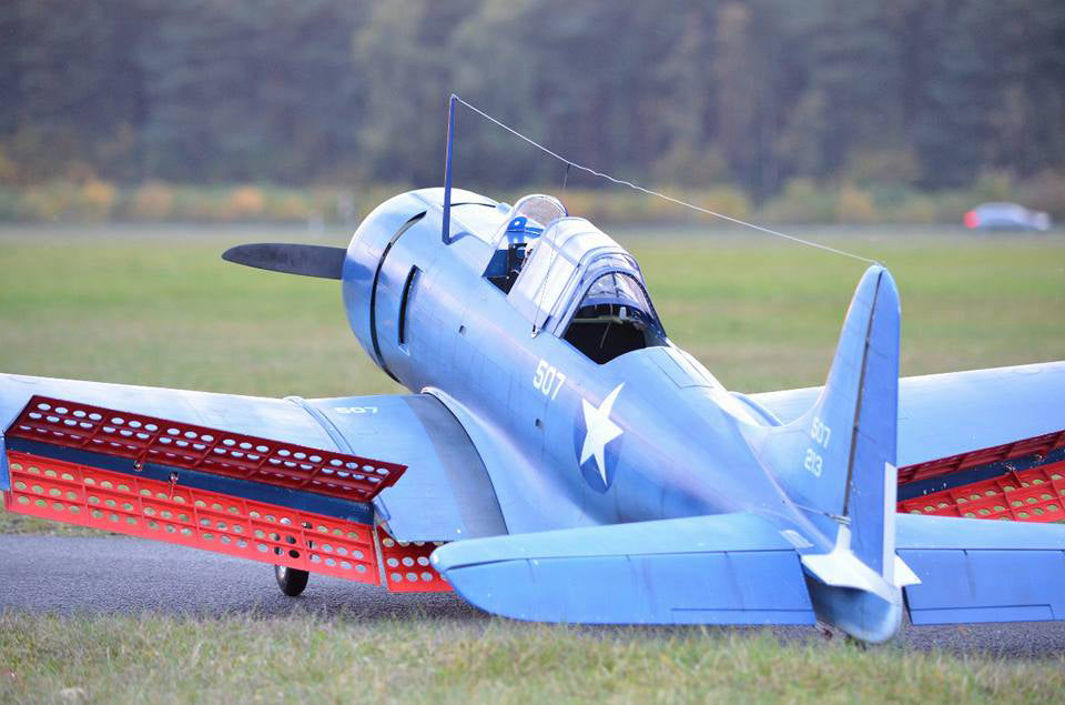 Douglas SBD5 Dauntless out now!