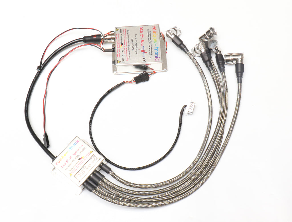 Rainbow-Tronic Moki Radial Complete Ignition Set are now PLUG AND PLAY