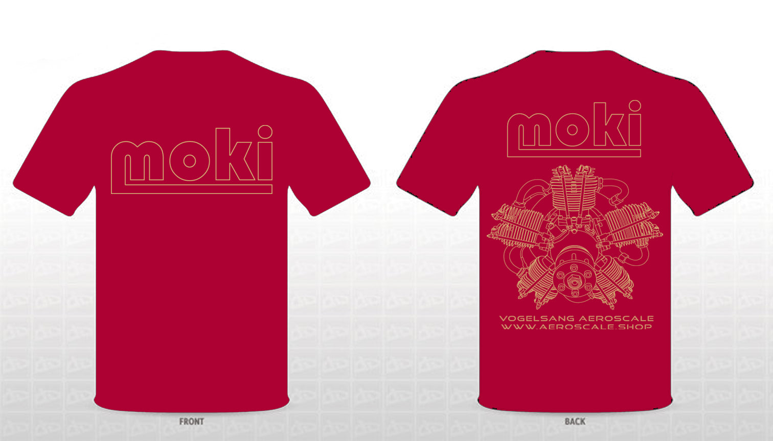 Moki Engines T-Shirt