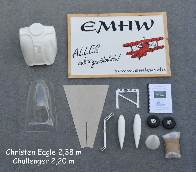 EMHW Christen Eagle 2.38m