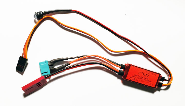 Digital Ignition Switch for Remote Operation