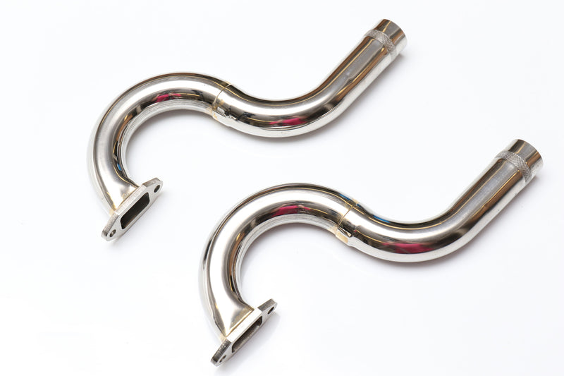 Desert Aircraft Exhaust Headers