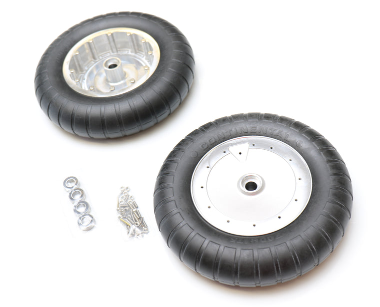Focke Wulf FW190A 1/4 Scale Main Wheel set