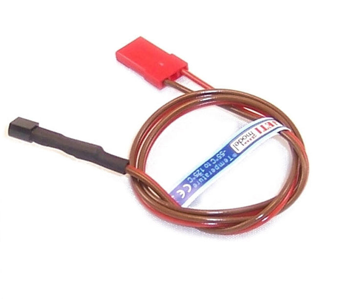 Jeti Telemetry Sensor Temperature MT125 EX w/Probe