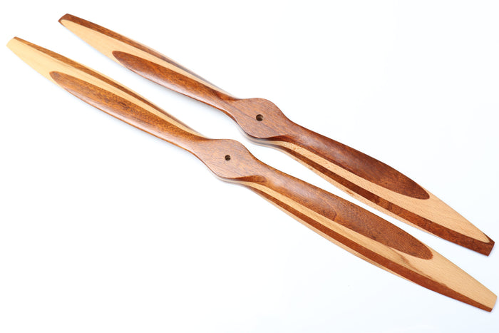 SEP Propellers - 2 Blade Beech/Sipo Laminated Scale Blade