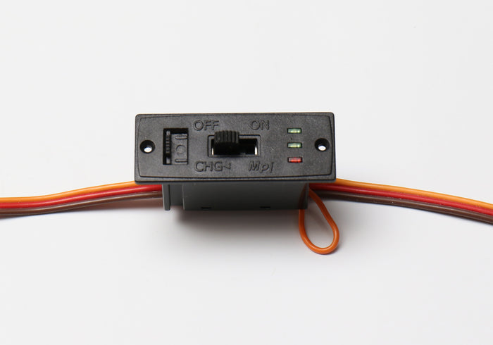 MPI Charge Switch with LED Voltage Display