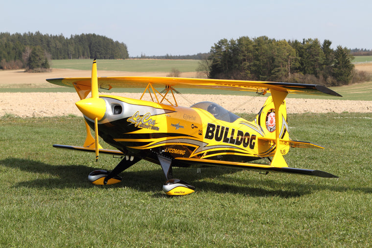 EMHW Pitts Bulldog II 2.78m