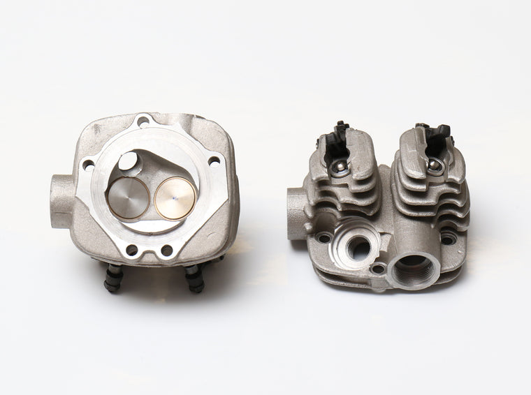 Moki Cylinder Head with rockers