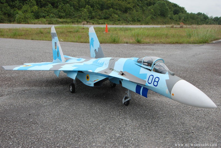 Grumania Su-27 EDF kit