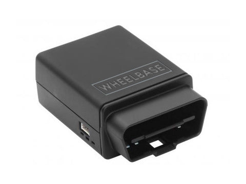 Wheelbase GPS Tracker (OBD II device)