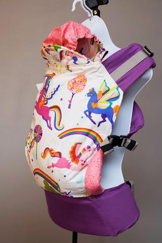 Jublii Creations Standard Carrier - Unicorns/Sprinkles