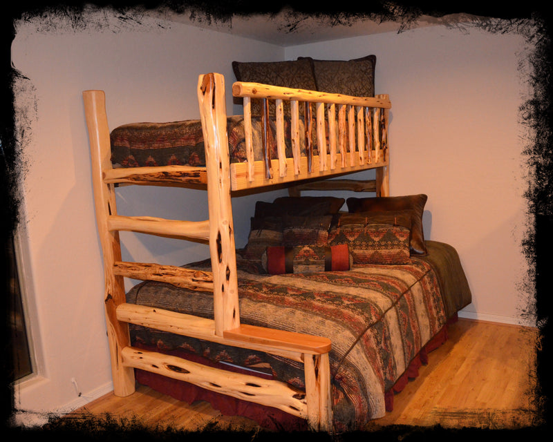 Twin / Queen Bunk Bed