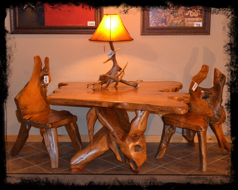 Natural Teak Table