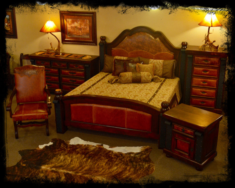 King Alder Beds Set
