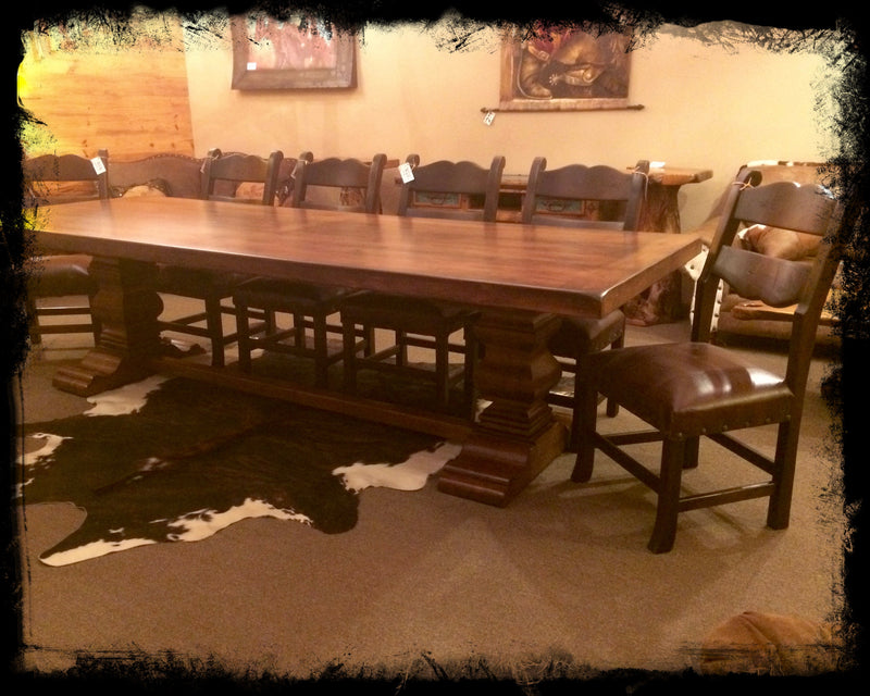 10' Alder Dining Table