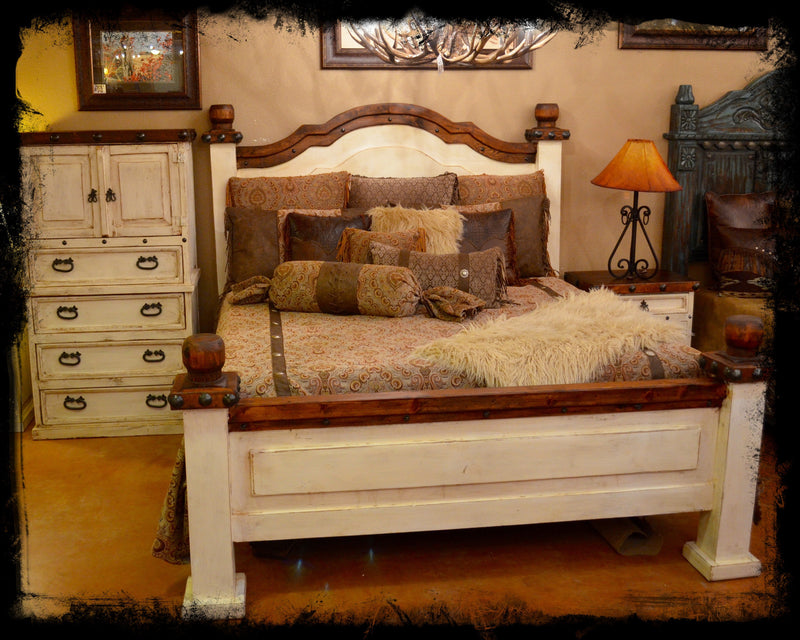 King Don Carlos Bed