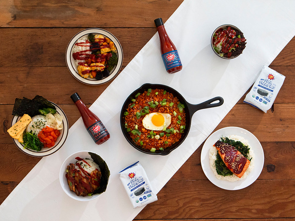 Our Saucy Secret - Gochujang