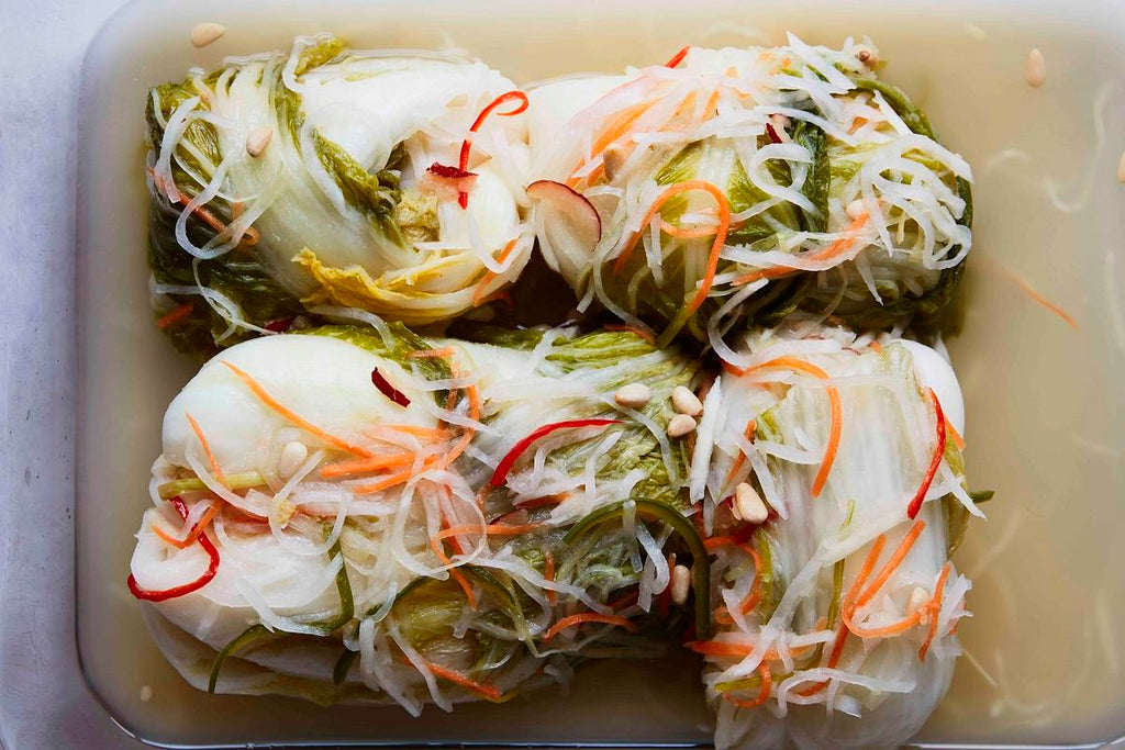 6 Types Of Kimchi You Need To Try!