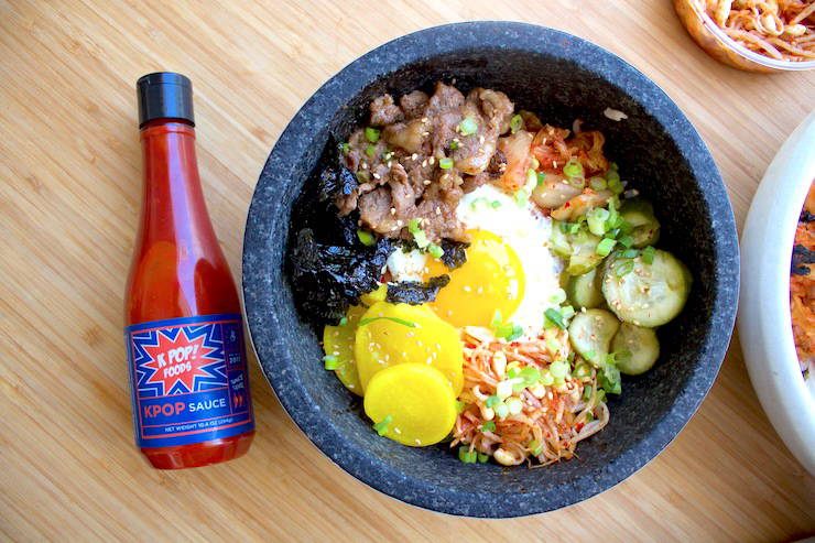 Easy Breezy Bibimbap 🍲