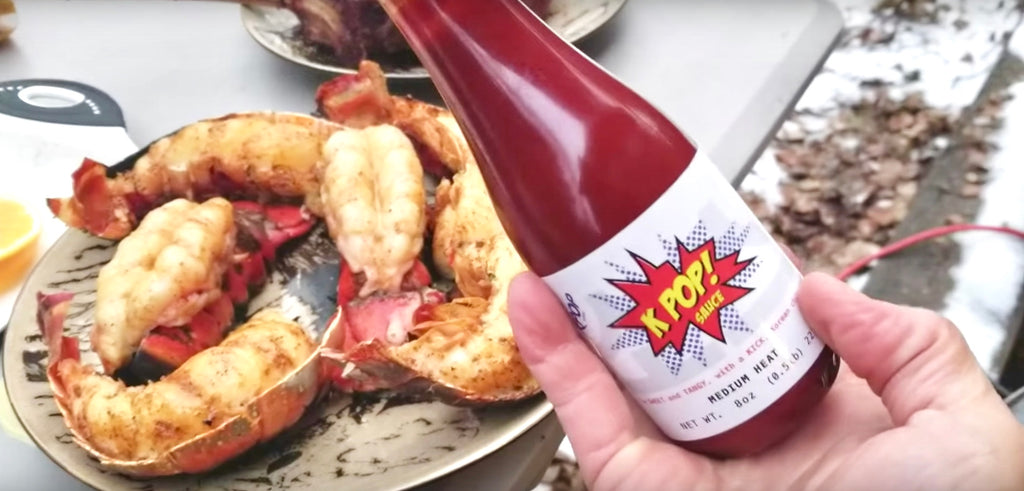 BBQ Grand Champion and Head of Slap Yo' Daddy BBQ Features KPOP Sauce in Winter Grilling Cook-Off Competition