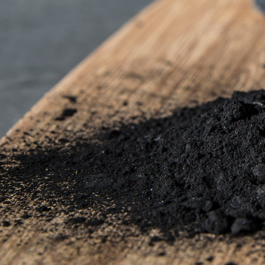Why Natural Activated Charcoal