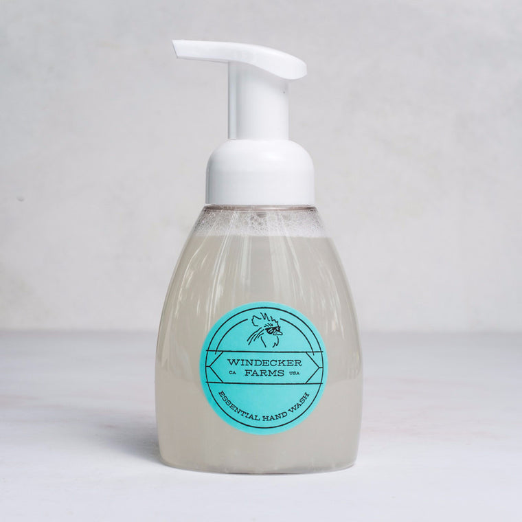 Essential Foaming Hand Soap